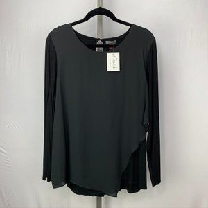 Vince Camuto Sheer Top